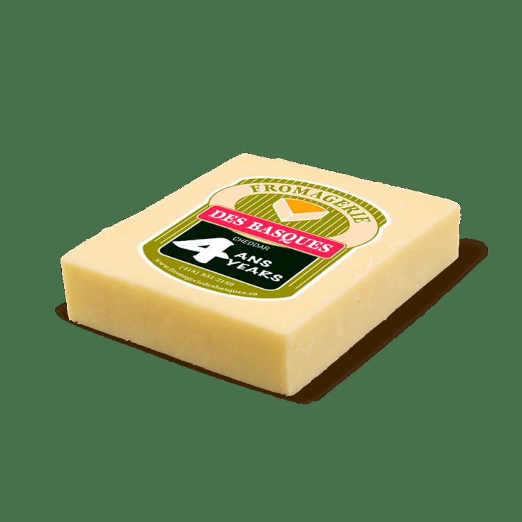 Cheddar des Basques Vieilli