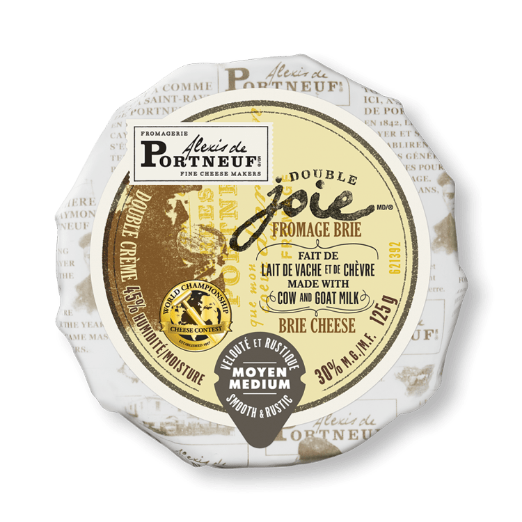 Brie Double Joie