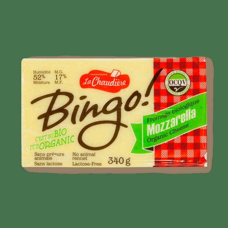 Bingo! Mozzarella Bio