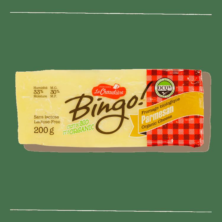 Bingo! Parmesan Bio