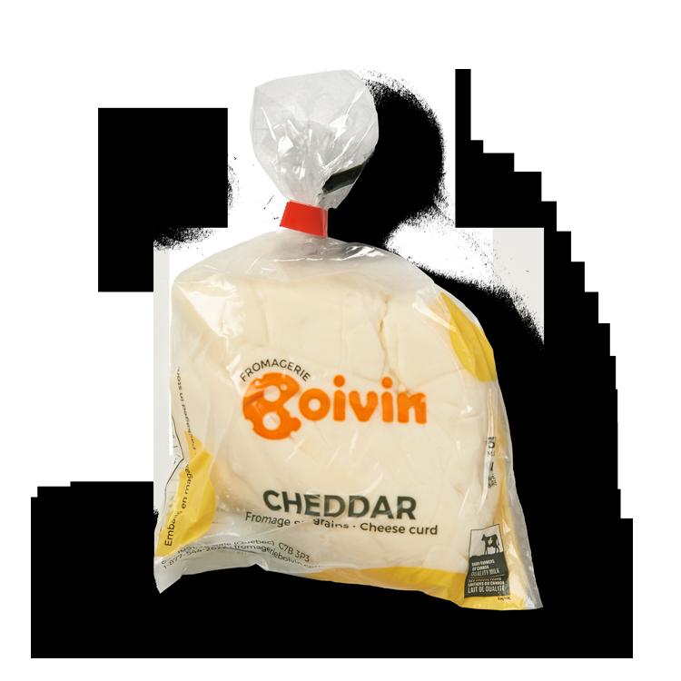Cheddar Sans Sel Boivin