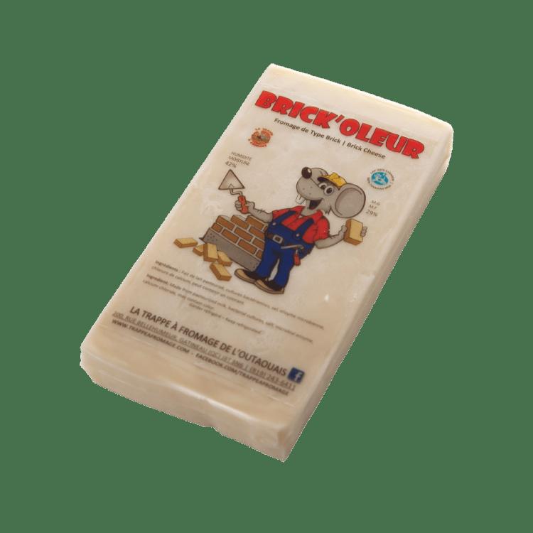 Brick'oleur La Trappe à Fromage