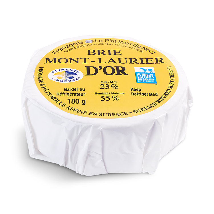 Brie Mont-Laurier d'Or