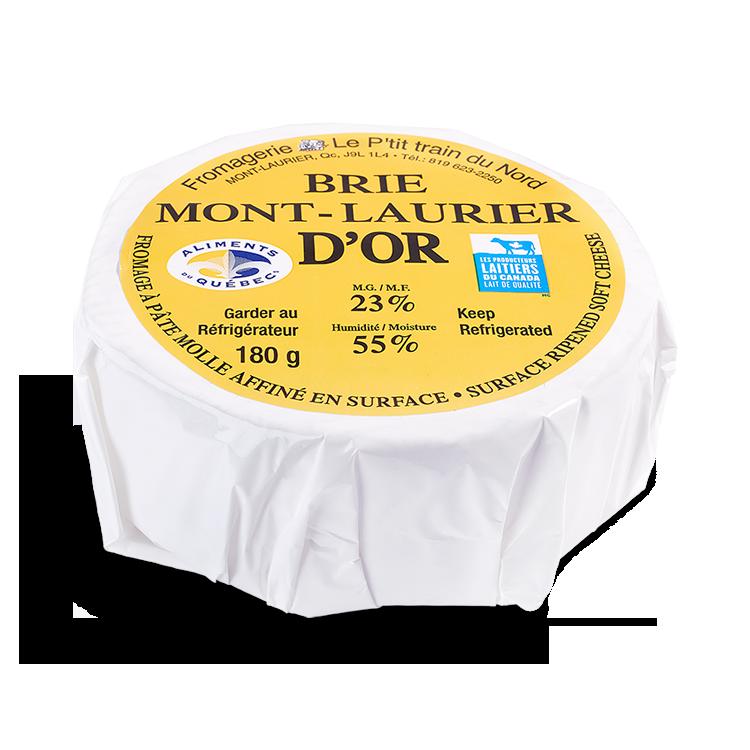 Brie Mont-Laurier d'Or