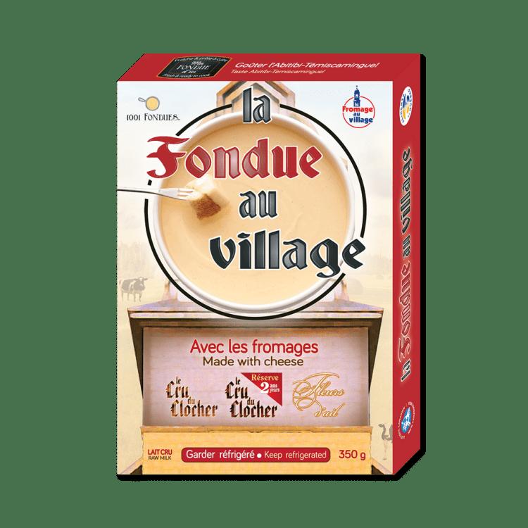 Fondue au Village