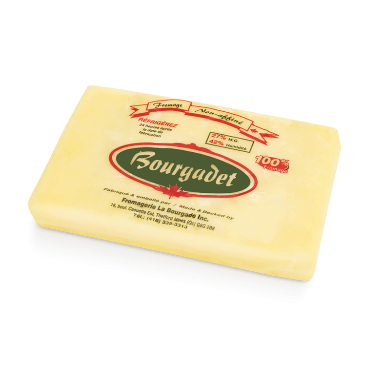 Cheddar Le Bourgadet