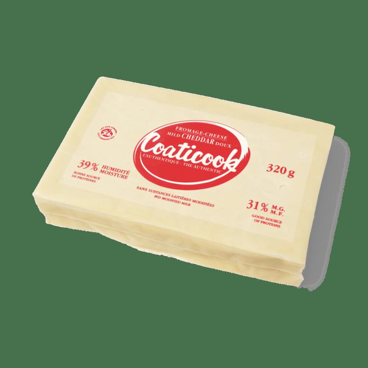 Cheddar Coaticook