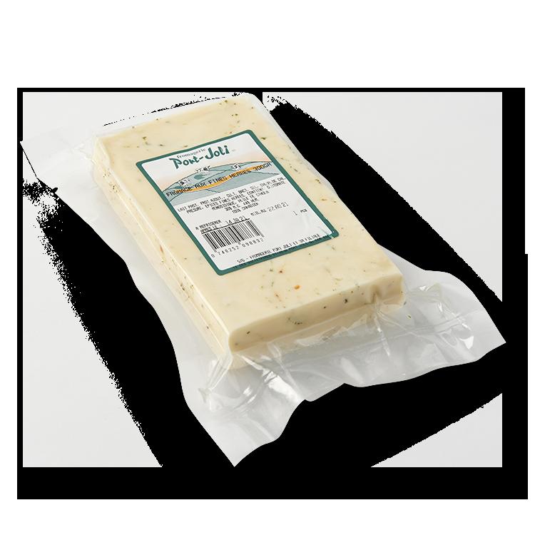 Cheddar Port-Joli aux Fines Herbes