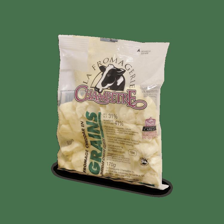 Cheddar Champêtre en Grains