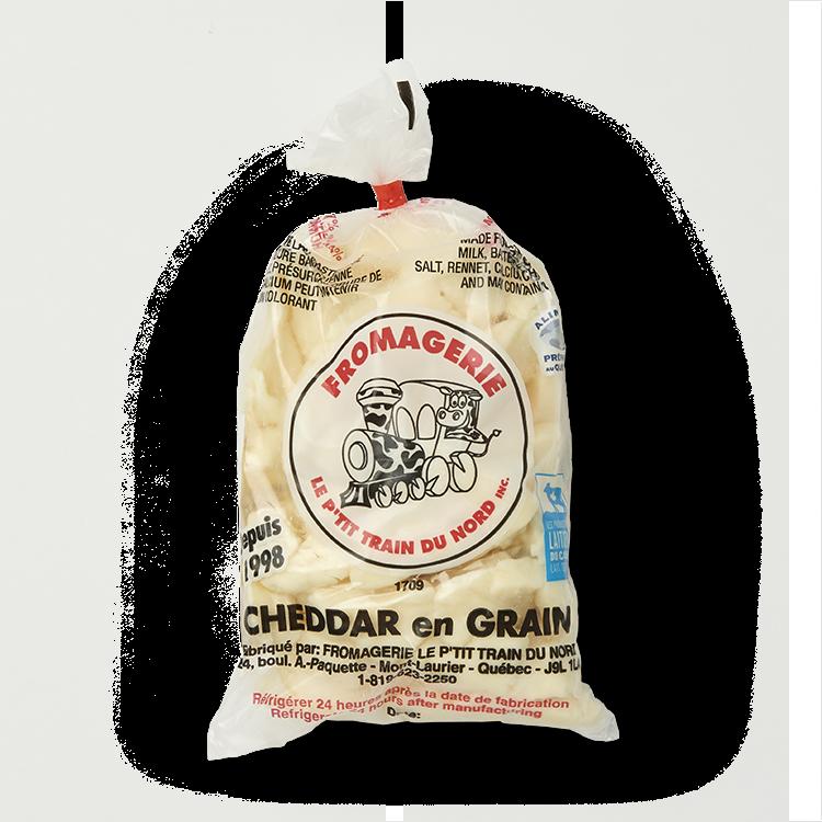 Cheddar Le P'tit Train du Nord en Grains