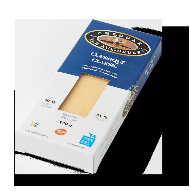 Cheddars Vieillis Île-aux-Grues