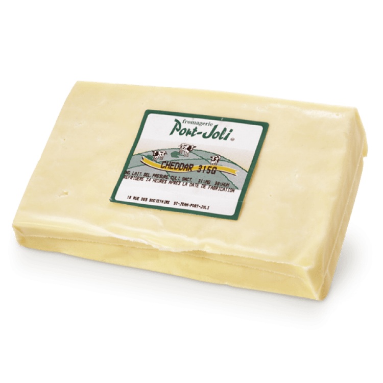 Cheddar Port-Joli