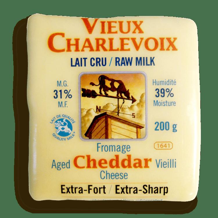 Cheddar Vieux Charlevoix