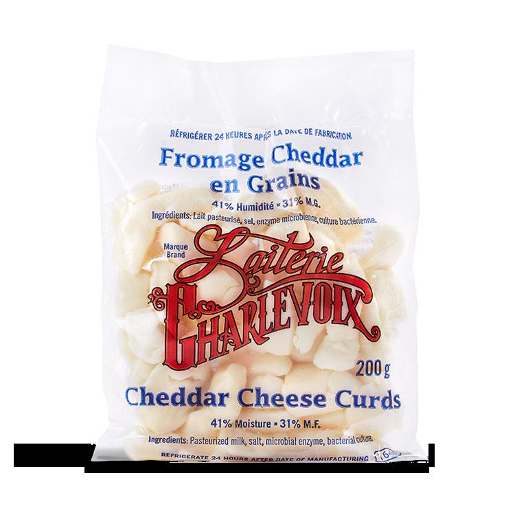 Cheddar Charlevoix en Grains