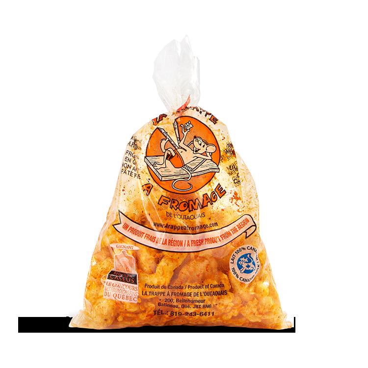 Cheddar La Trappe à Fromage en Grains au BBQ