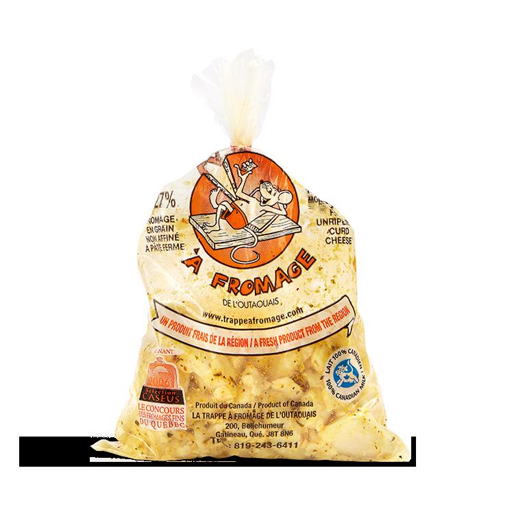 Cheddar La Trappe à Fromage en Grains au Paprika et Chili