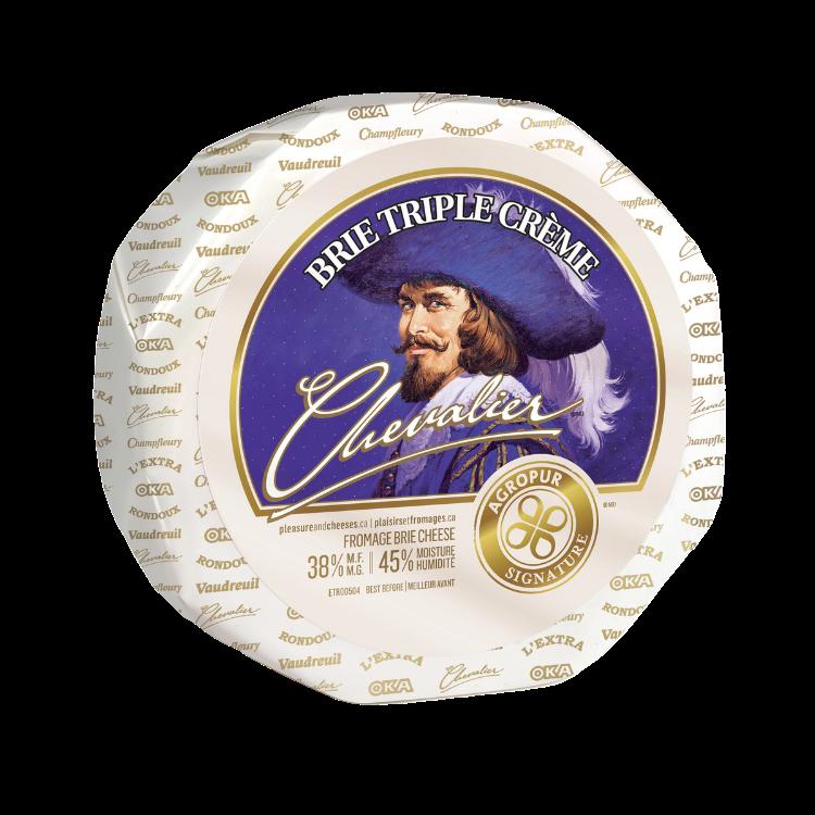Brie Chevalier Triple Crème