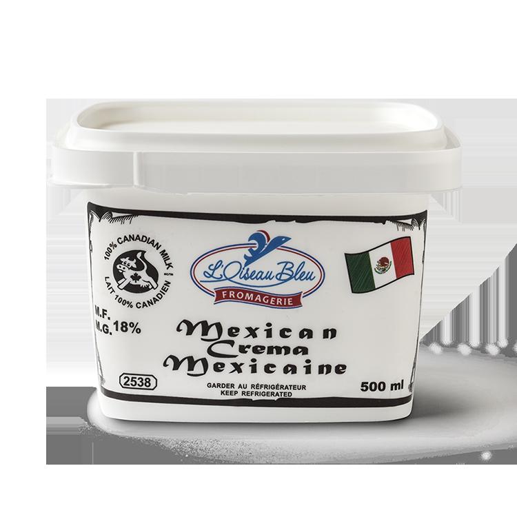Crème Mexicaine