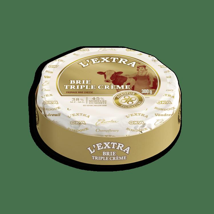 Brie L'Extra Triple Crème