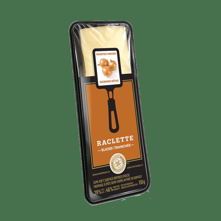 Raclette Agropur Signature aux Oignons Rôtis