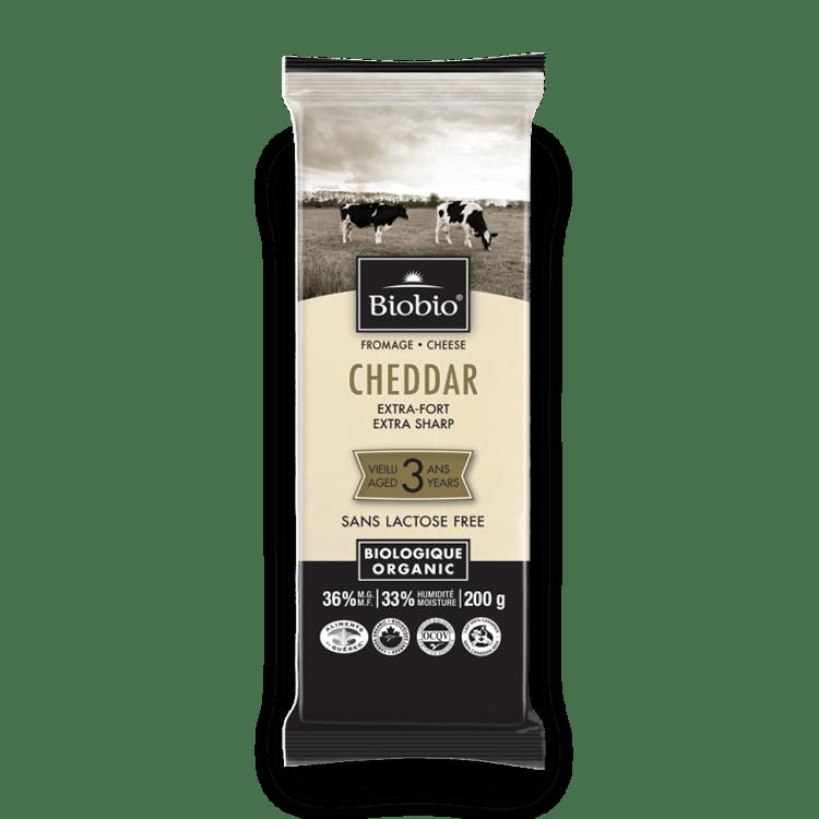 Biobio Cheddar Extra-Fort 3 ans