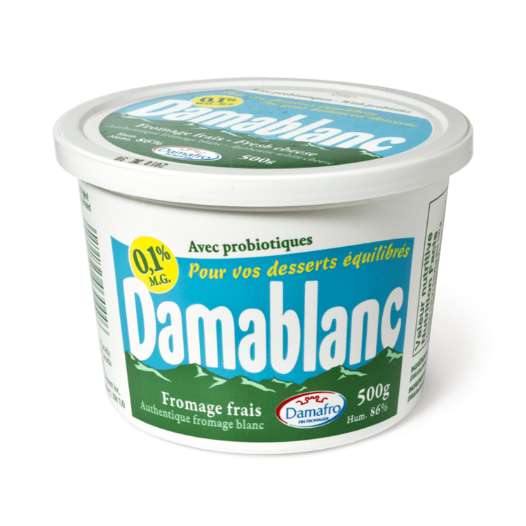 Damablanc - plus disponible