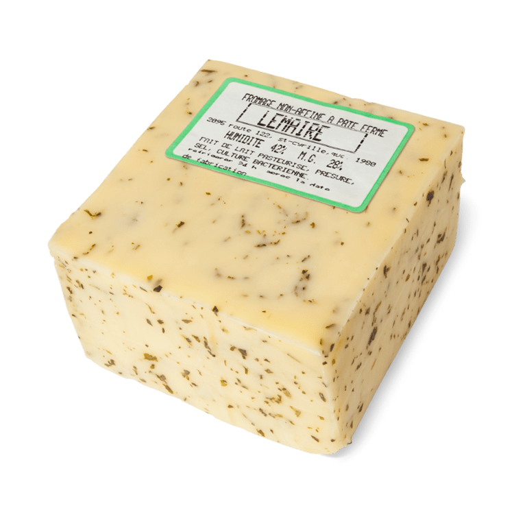 Cheddar Lemaire aux Fines Herbes