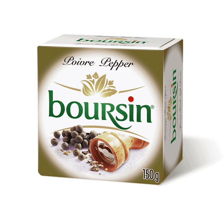 Boursin au Poivre