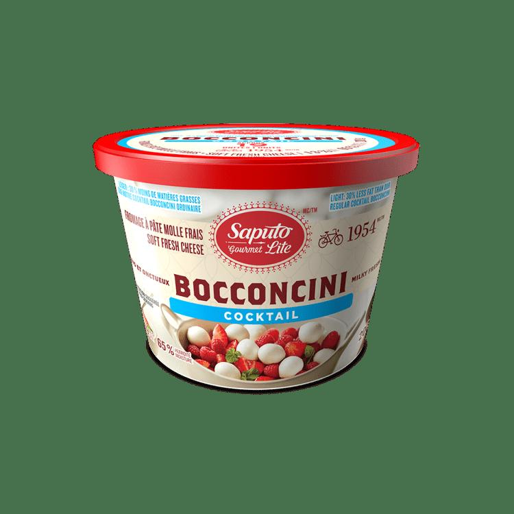 Bocconcini Saputo Léger