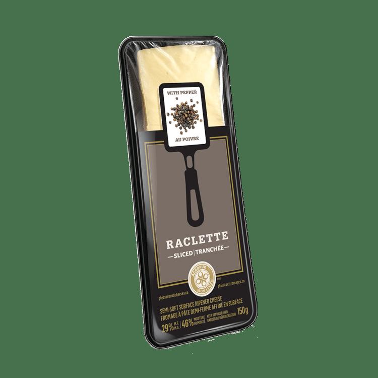 Raclette Agropur Signature au Poivre