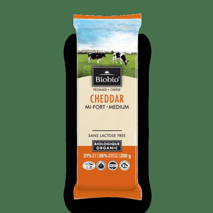 Biobio Cheddar Moyen
