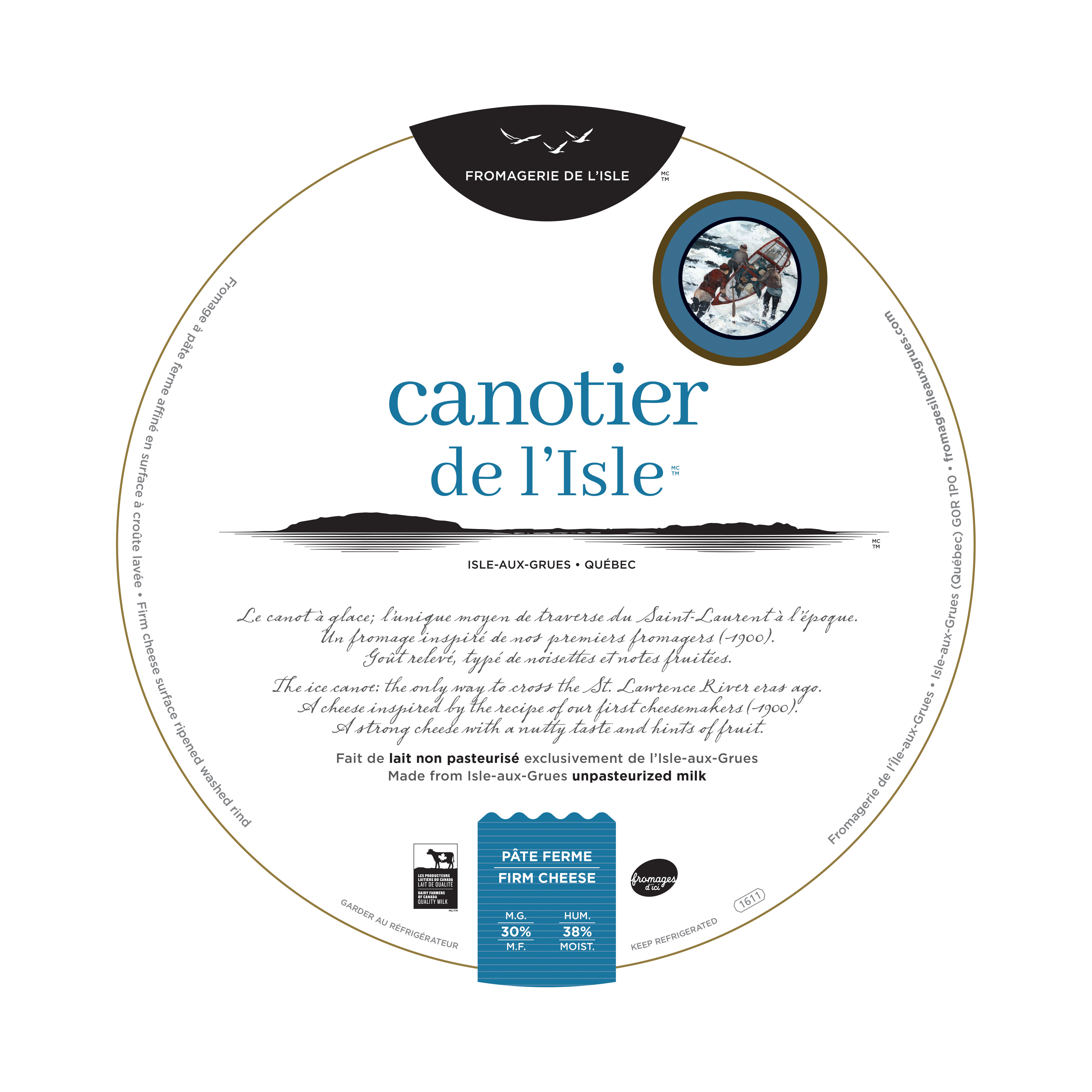 Le Canotier de L'Isle