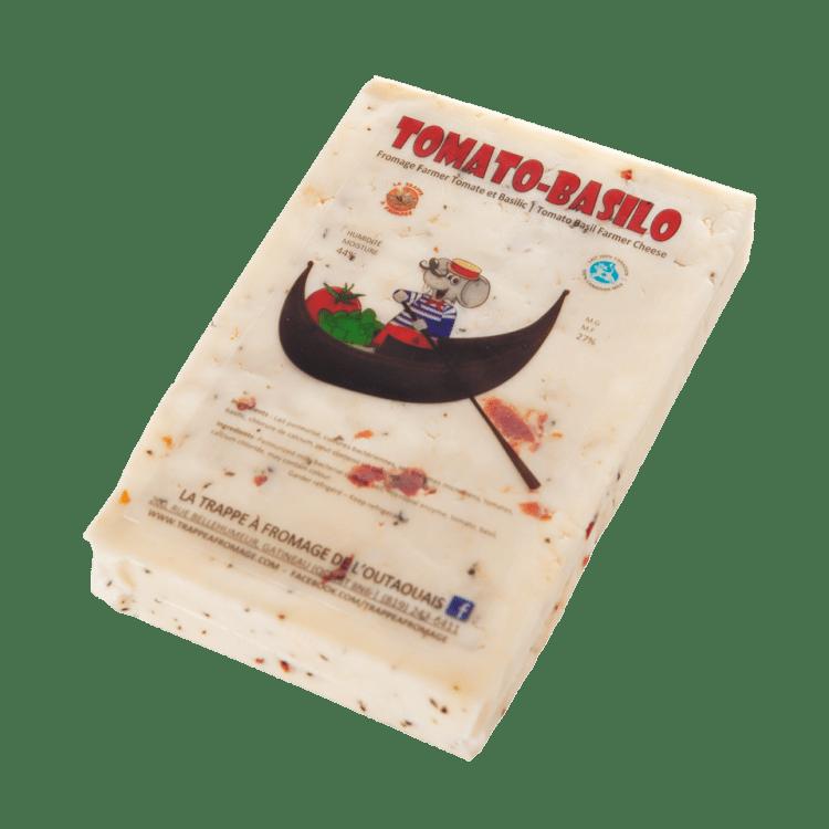 Tomato-Basilo : Farmer aux Tomates et au Basilic