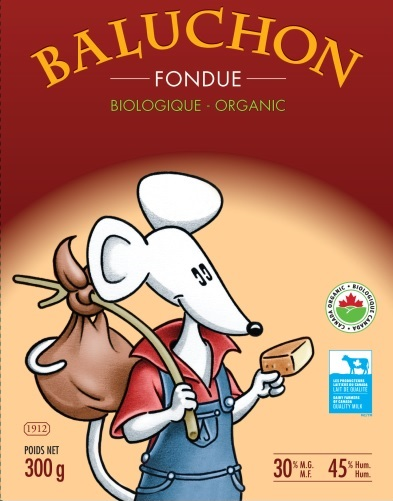 Fondue Baluchon