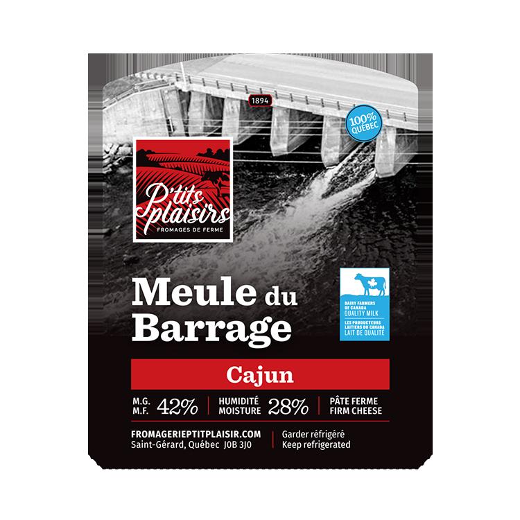 La Meule du Barrage - Cajun