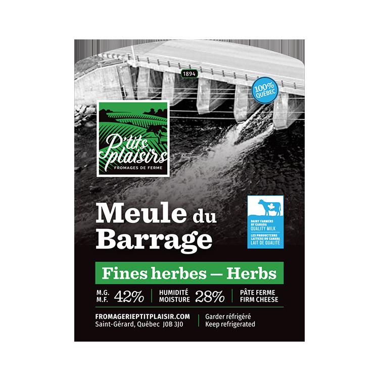 La Meule du Barrage Fines Herbes