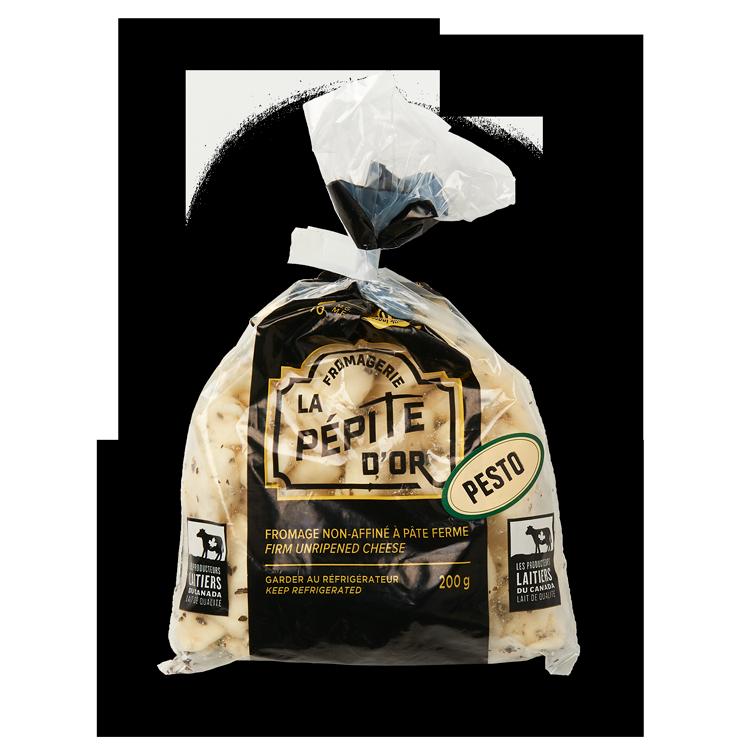 Cheddar Les Pépites au Pesto