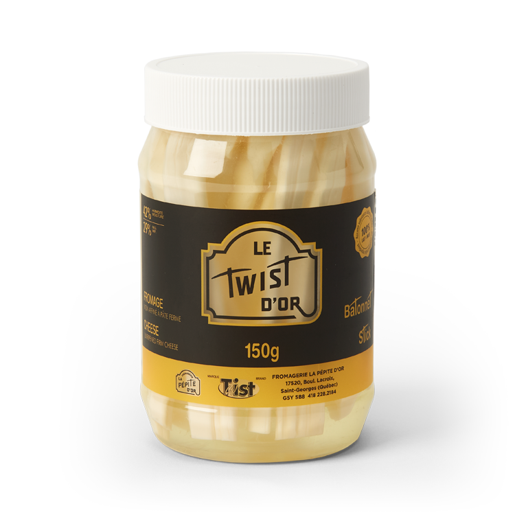 Le Twist d'Or en Saumure