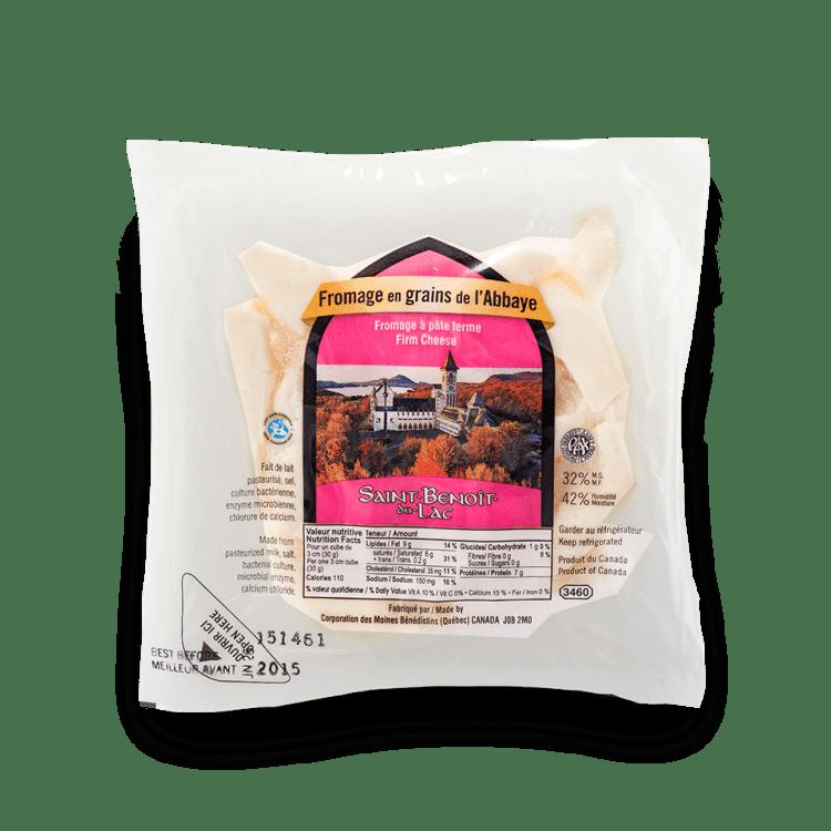 Fromage en grains de l'Abbaye
