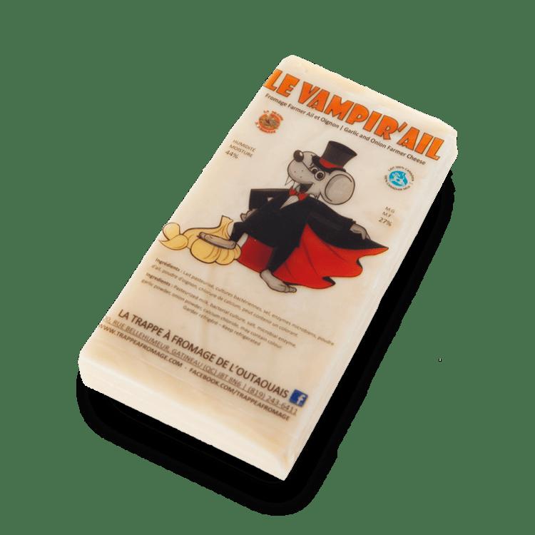 Vampir'ail : Farmer à l'Ail et à l'Oignon