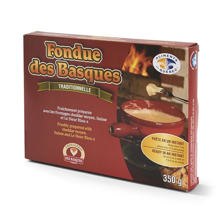 Fondue des Basques traditionnelle