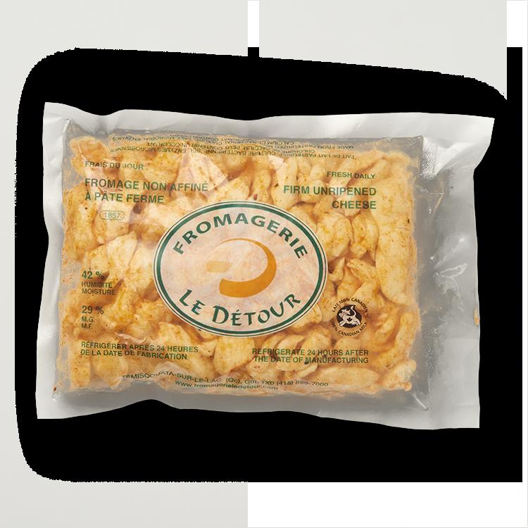Fromage Cheddar Le Détour en Grains au BBQ