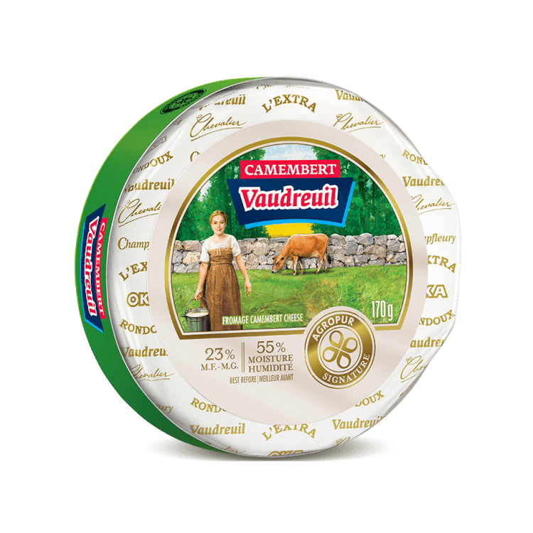 Plus disponible - Camembert Vaudreuil