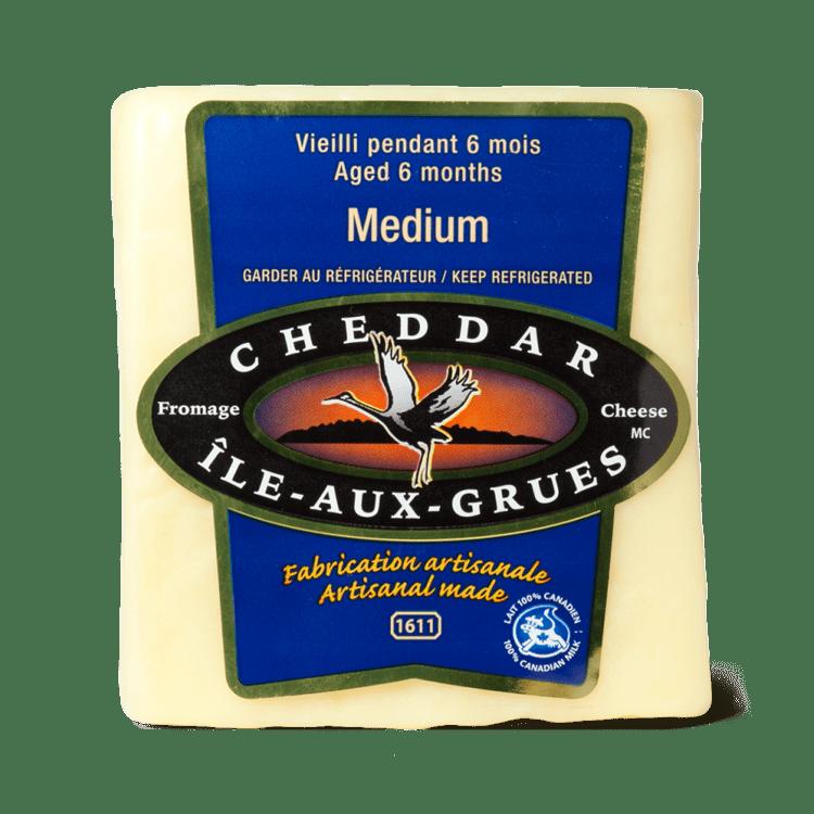 Cheddar Île-aux-Grues