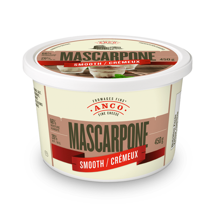 Plus disponible - Mascarpone ANCO