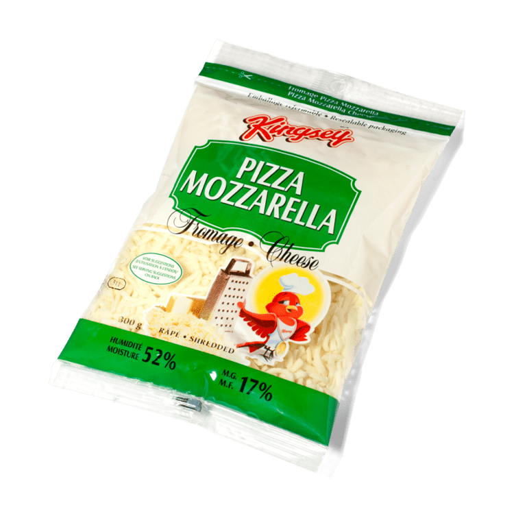 Pizza Mozzarella Kingsey