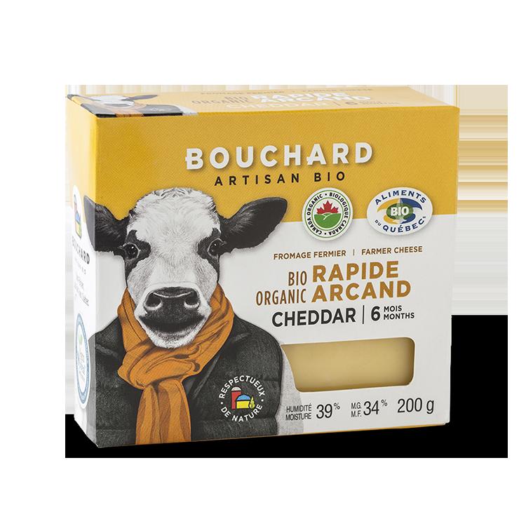 Cheddars Vieillis Bouchard Artisan Bio