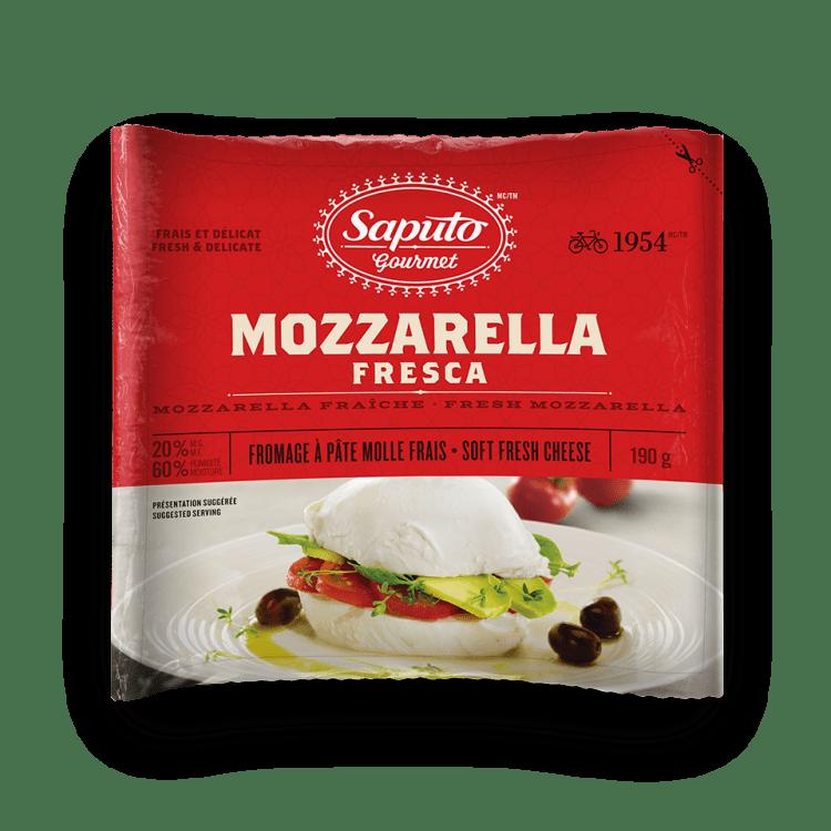 Mozzarella Fresca Saputo