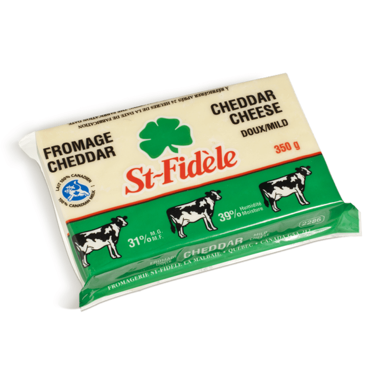 Cheddar St-Fidèle