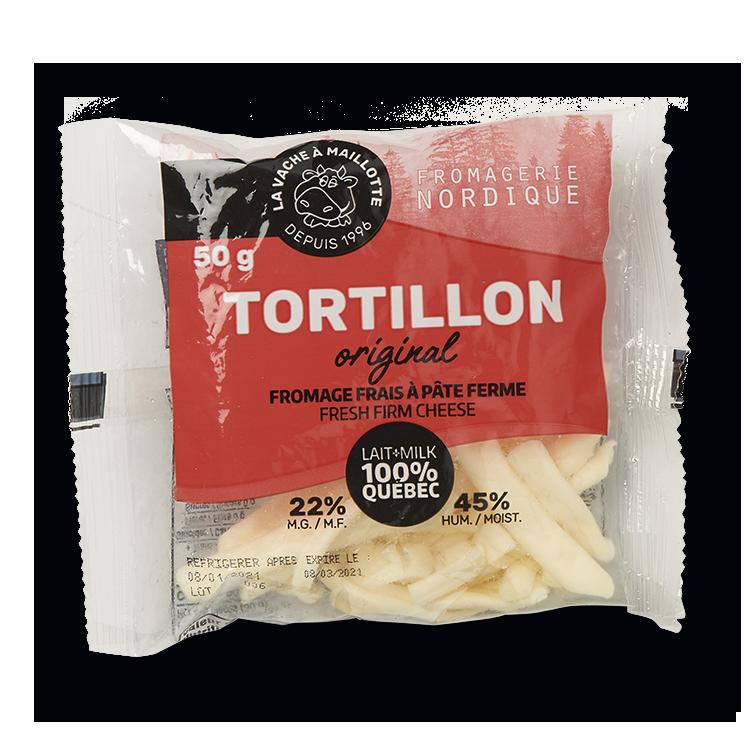 Tortillons La Vache à Maillotte